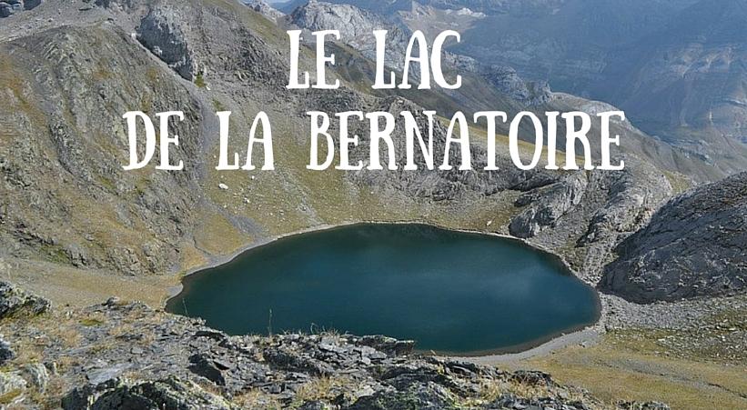 Le Lac de La Bernatoire